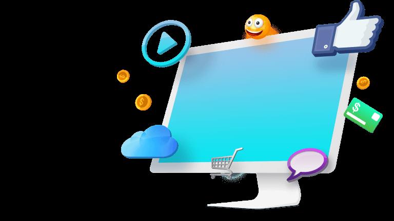 icono imagen servicio digital